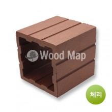 합성목재 난간재 포스트 2400*100*100