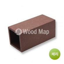 합성목재 난간재 세로대 3000*50*50