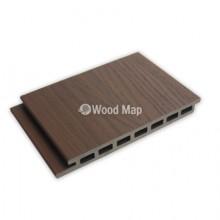 합성목재 이중압출 나무결 사이딩 2400*148*14(1㎡)